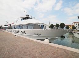 motonave Lady Cristina Rimini Crociere