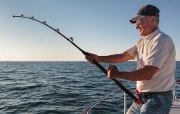 pesca in mare - Rimini Crociere